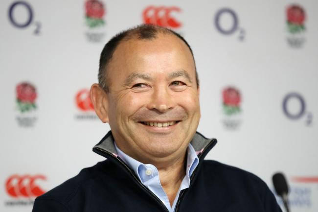 Eddie Jones, pictured, will coach the Barbarians in their November clash with Fiji after the Rugby World Cu