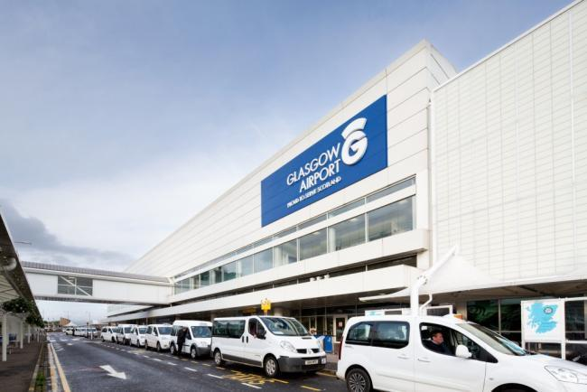 Planned Glasgow Airport strike suspended tomorrow for advanced talks
