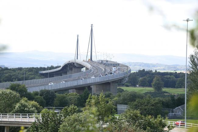The Erskine Bridge