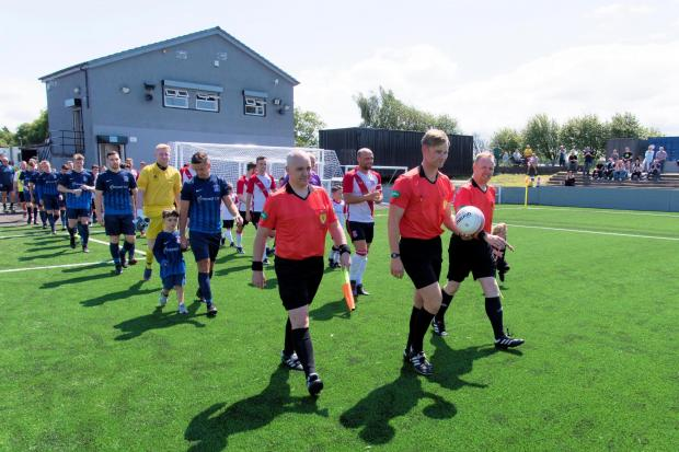 Clydebank 8 v 1 YokerPre-season FriendlyHolm Park Community Football AcademySaturday 13th July 2019