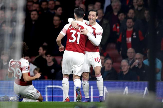 Kolasinac and Ozil will not feature for Arsenal at Newcastle