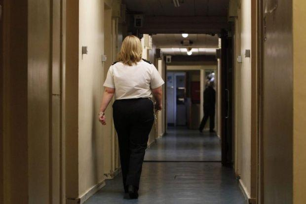 Rise in number of attempted suicides and self-harm at Scottish prisons
