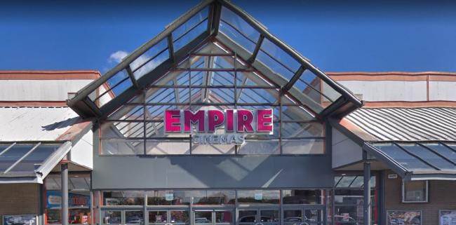 Empire Cinemas Clydebank