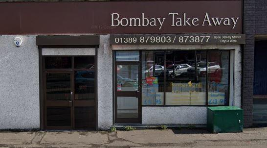 The takeaway on Glasgow Road