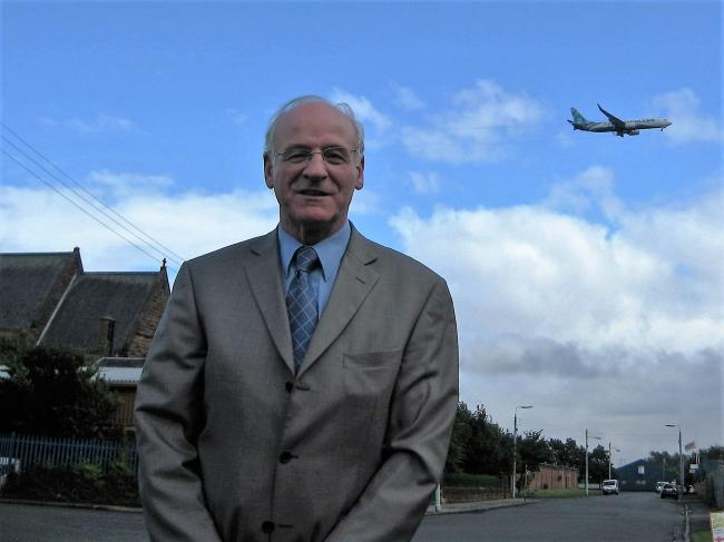 Gil Paterson MSP welcomed the new approach on vortices