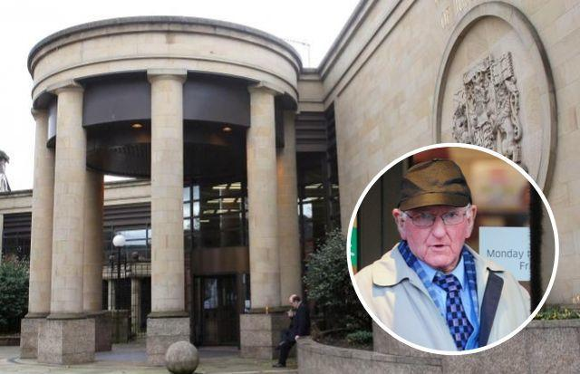 Neil Crilley is on trial at the High Court in Glasgow