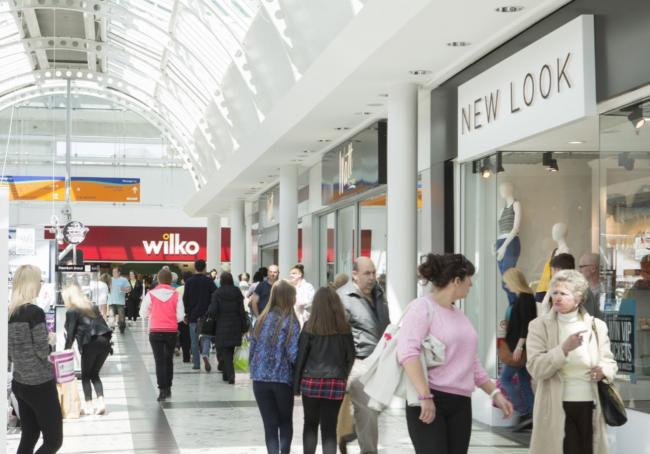 Watt Brothers goes  into administration leaving 22 staff at Clydebank store jobless (Image from shopping centre promotional document)