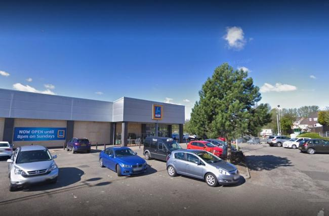 Aldi will hold a supermarket sweep in Clydebank