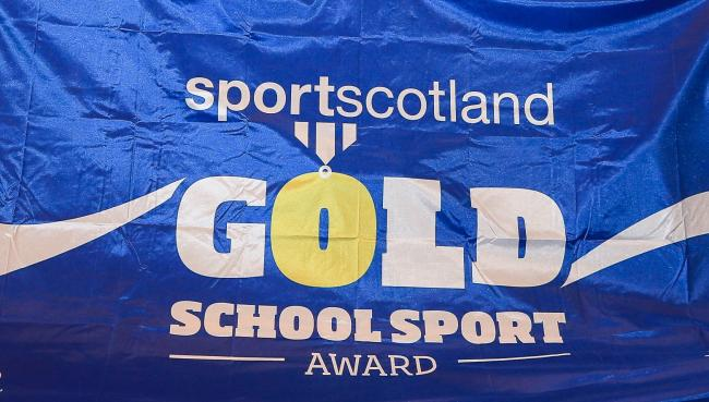 Clydebank primary schools receive awards from sportscotland