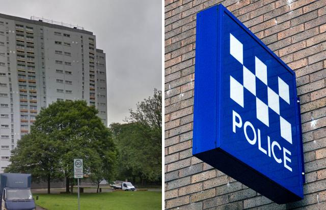 Two arrested following 'disturbance' at West Court