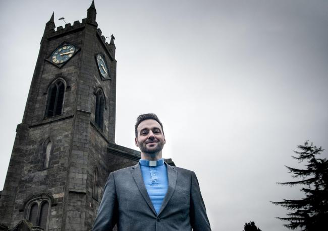 Rev Scott McCrum has been at Old Kilpatrick Bowling Parish Church since April 2018