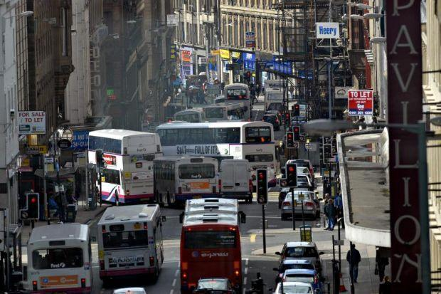 Calls to provide free bus travel for all youngsters in Scotland