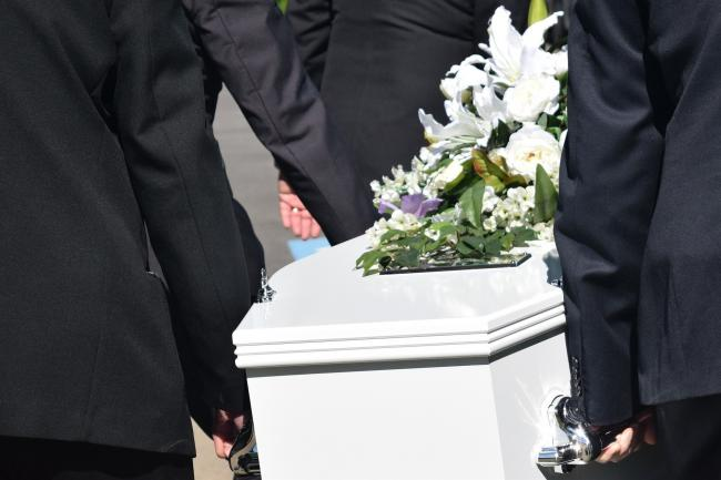 The Funeral Support Payment benefit will rise from £700 to £1,000 from April 1