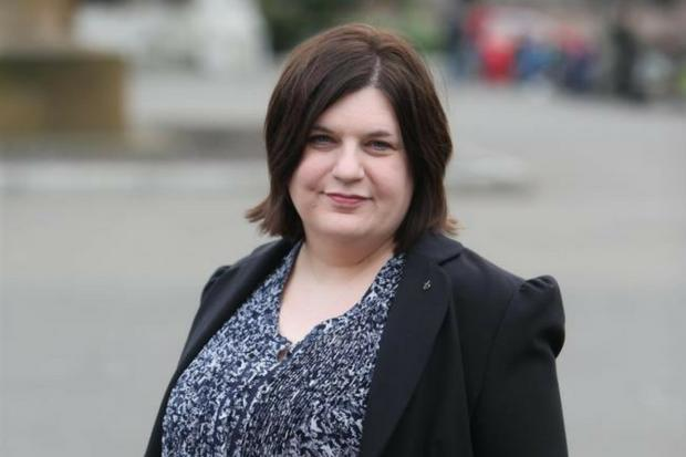 Clydebank Post: Council leader Susan Aitken