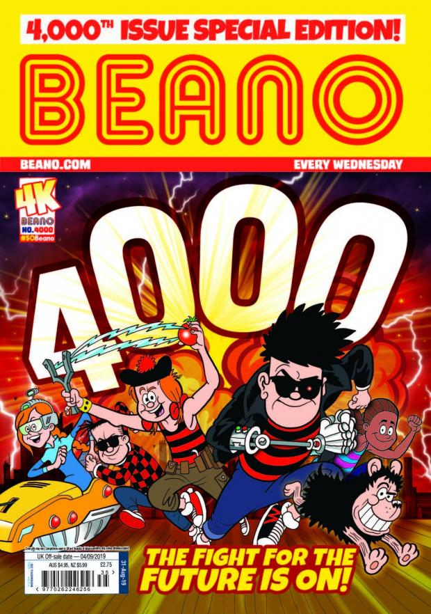 Clydebank Post: The Beano