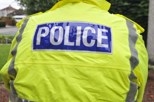 'Items stolen from home' after alleged robbery at Littleholm Place