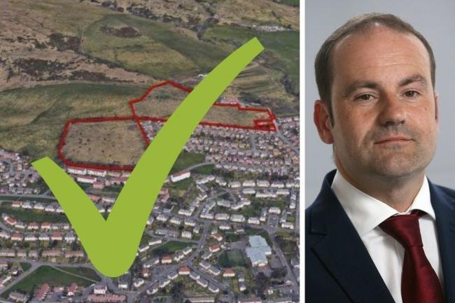 Councillor Douglas McAllister has called for a potential judicial review of the Duntiglennan decision