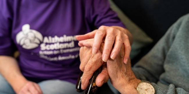 The Alzheimer Scotland hub is full of useful resources