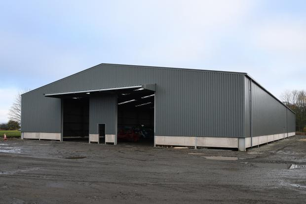 Clydebank Post: H-R-Gray-Drive-Through-Warehouse