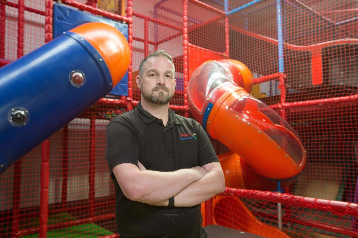 Clydebank's iPlay soft play centre owners' joy as lockdown easing sees doors open at last