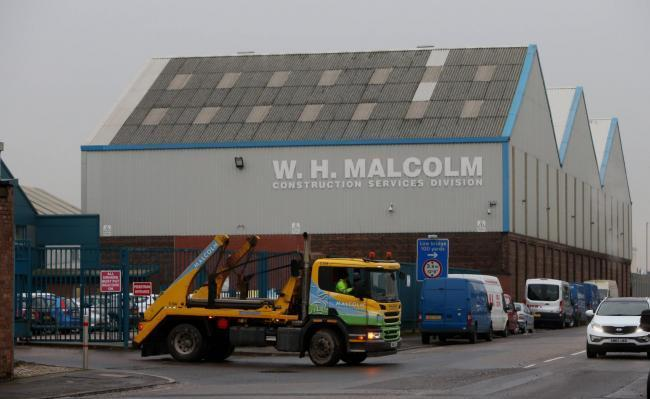 WH Malcolm wanted to add a gasification facility to their site in Whiteinch