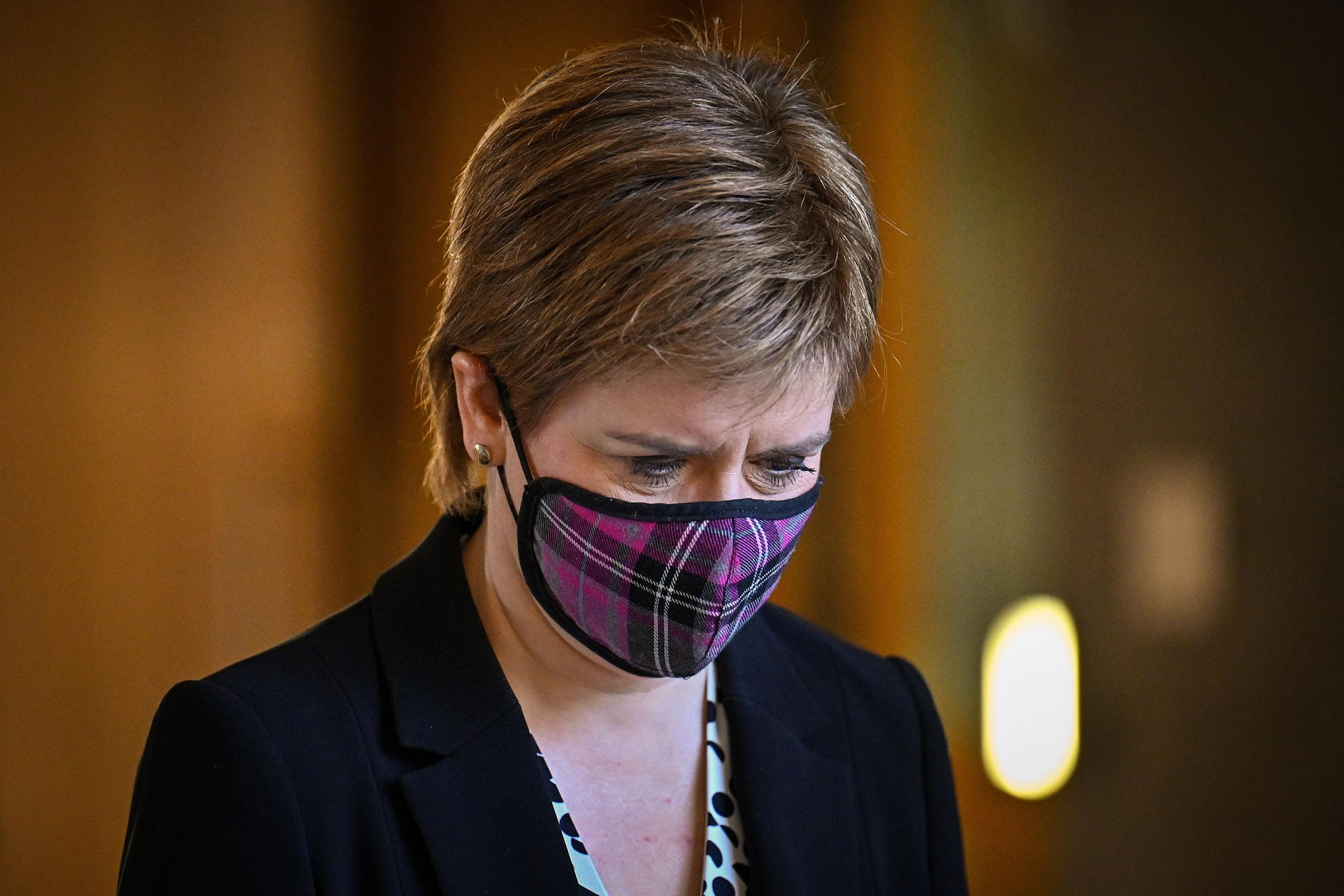 Covid: What did Nicola Sturgeon say in her briefing on Thursday?