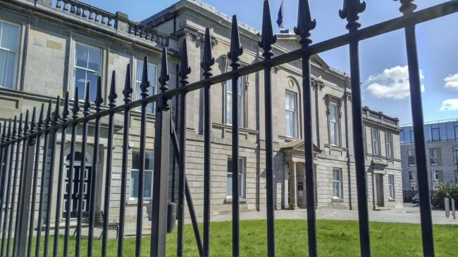Dean Todd appeared at Dumbarton Sheriff Court
