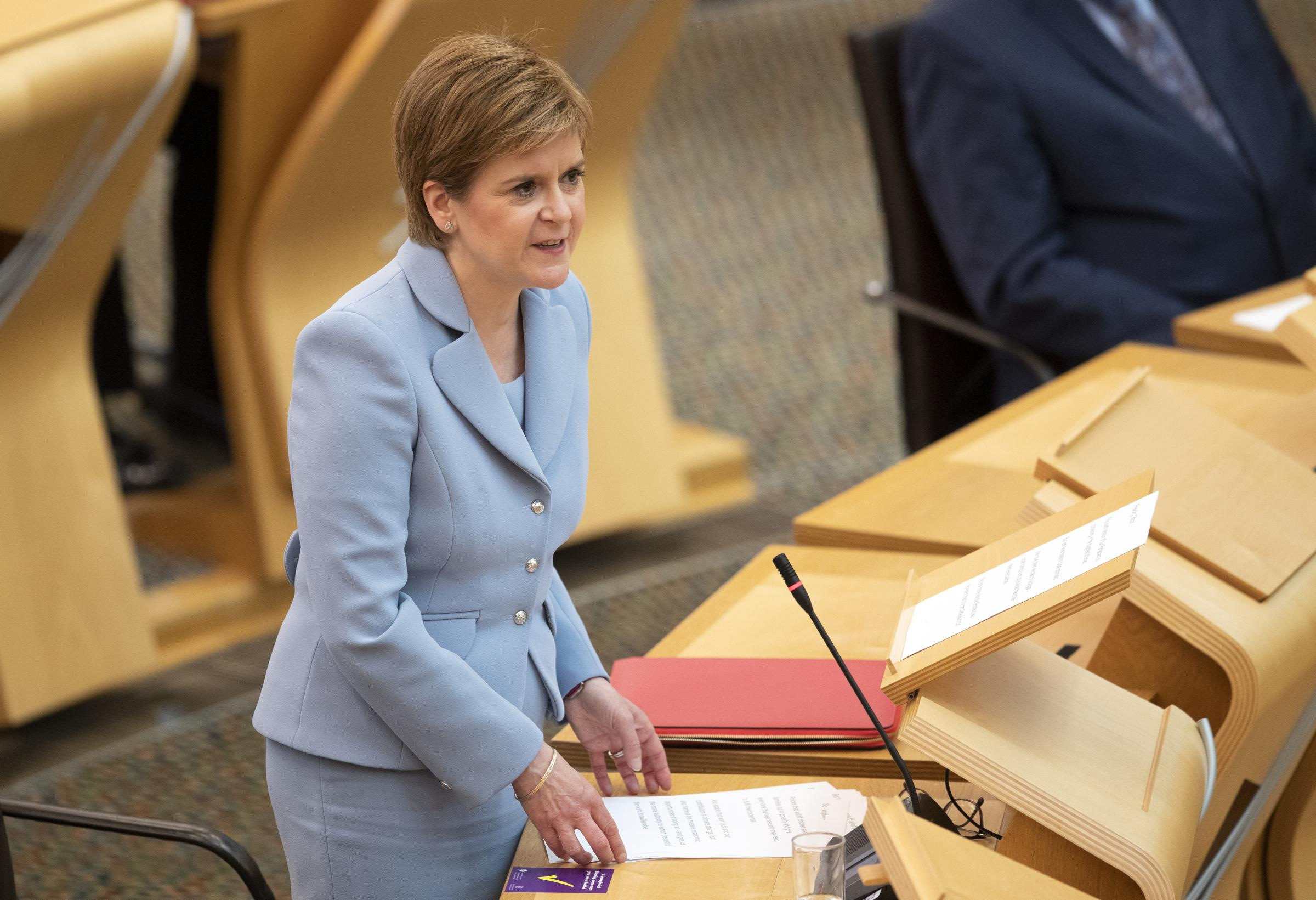 How to watch Nicola Sturgeon's Coronavirus briefing and what time is it on?
