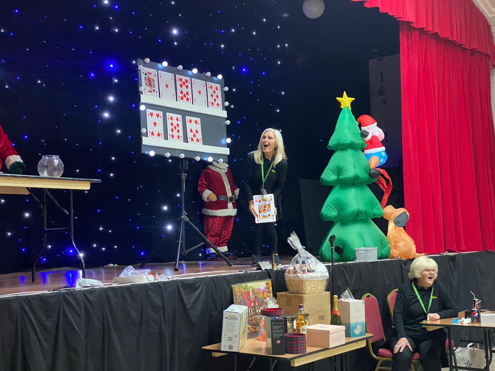 Golden Friendships host Christmas celebrations for 600 Clydebank residents