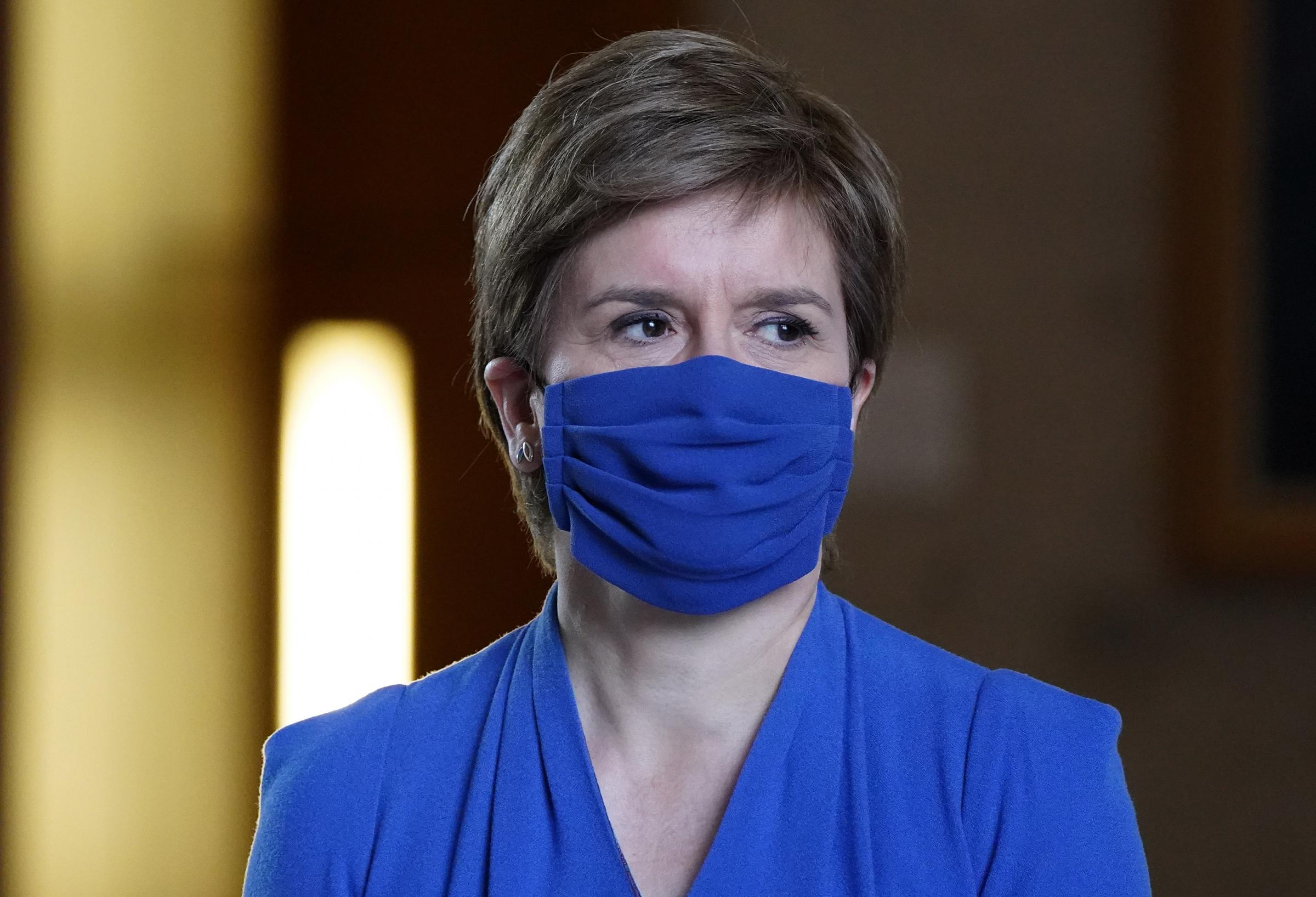 Covid Scotland: Positive cases rise by 50 per cent in a week, Nicola Sturgeon warns