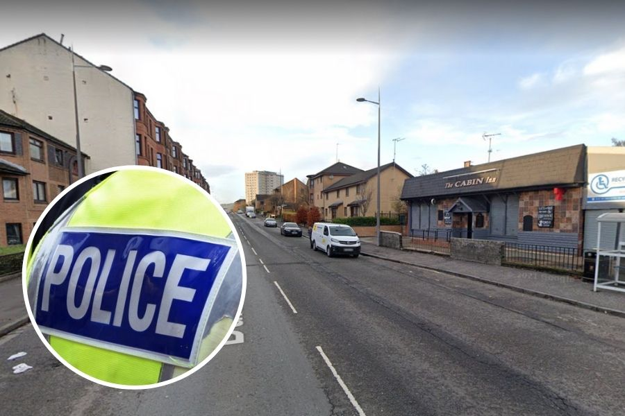 Clydebank crime: The Cabin Inn on Dumbarton Road targeted by vandal yobs