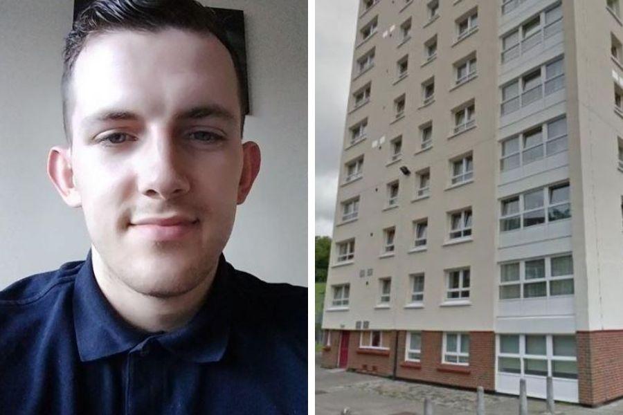 Michael McElhinney: Dalmuir man, 26,  dies after serious burns
