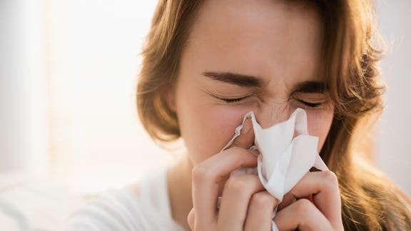 7 tips to relieve your hay fever symptoms as pollen levels rocket