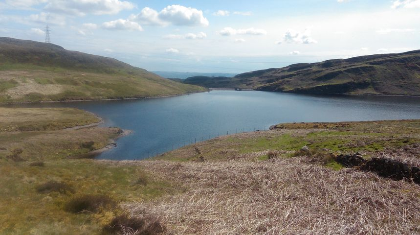 Picture of the Week: Beautiful landscape view of Greenside Reservoir