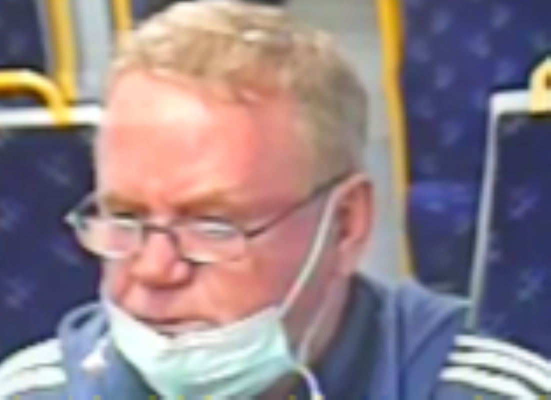 Clydebank crime: CCTV appeal after racist incident on train