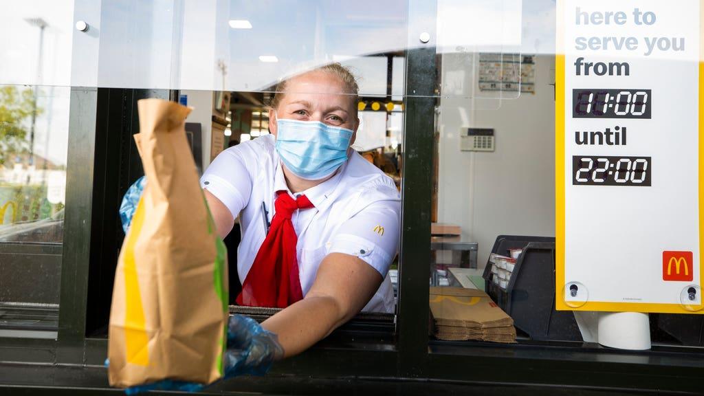 McDonald's to open 50 new restaurants across the UK creating 20,000 jobs