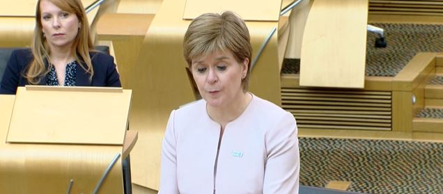 Clydebank Covid: Lockdown easing delayed says First Minister