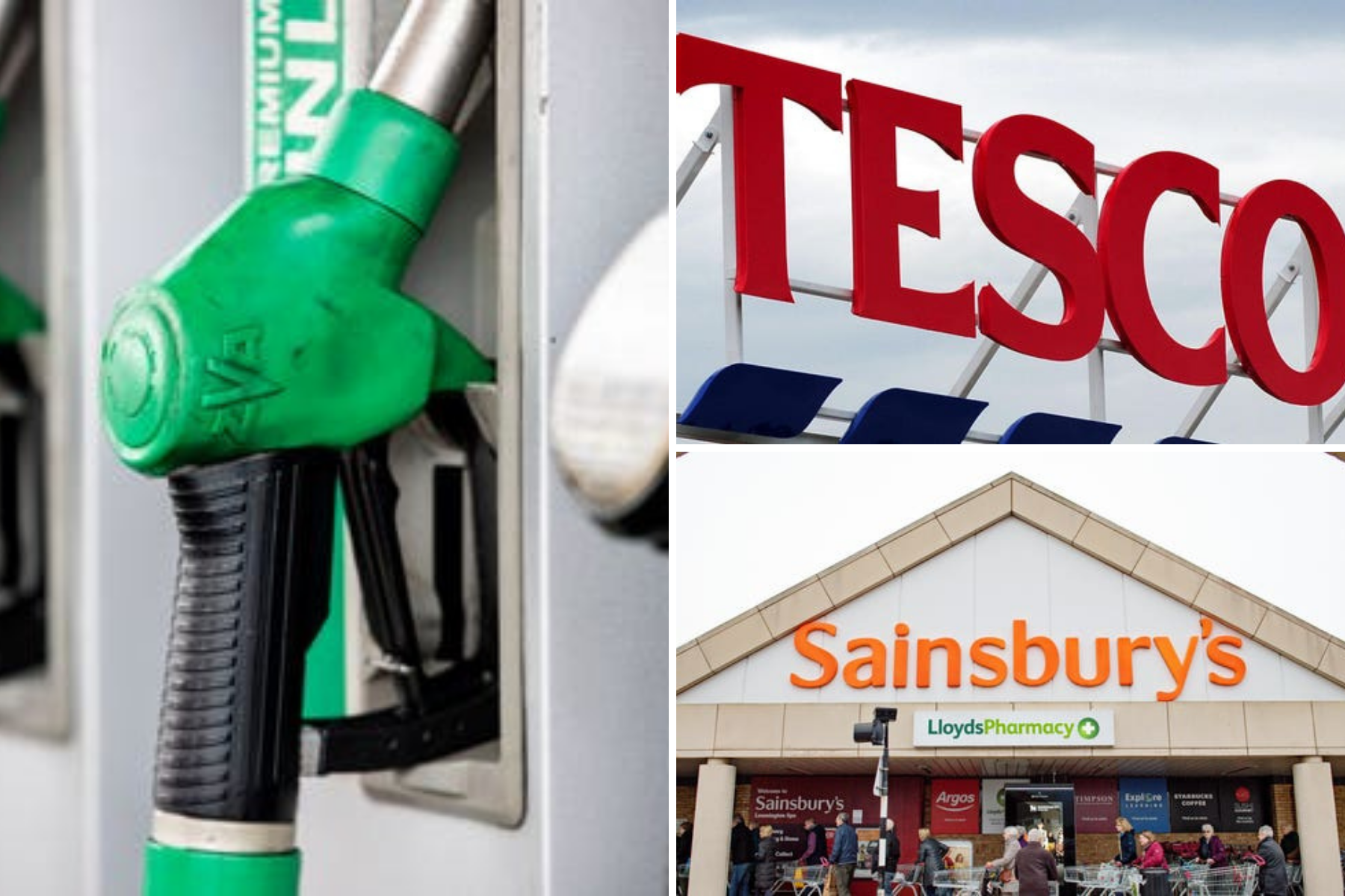 Sainsbury's join Tesco in charging £100 deposit for filling your car