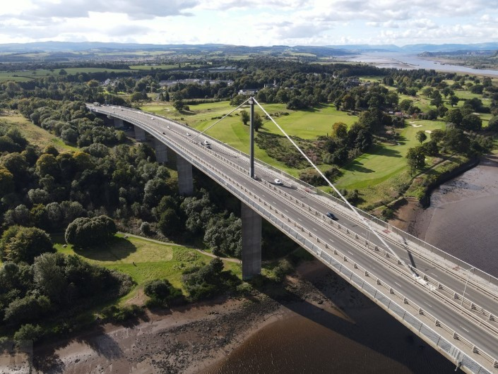 Erskine Bridge 50 years old: Your pictures of the famous crossing