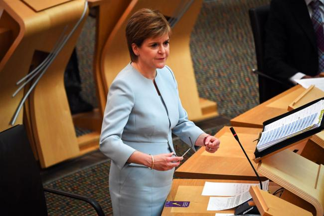 Covid: Nicola Sturgeon says lockdown ending dates 'not set in stone' as cases rise