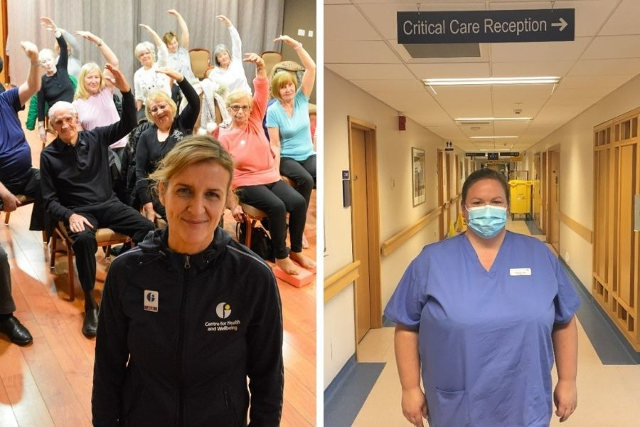 Covid: Clydebank hotel staff share experiences from frontline