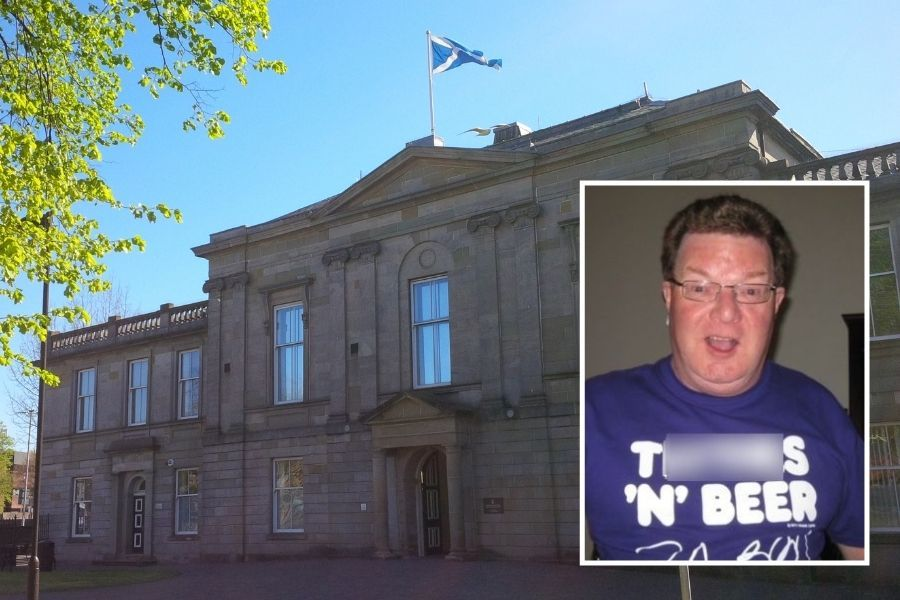 Clydebank crime: Pervert George Healy caught with 10,000 child abuse images