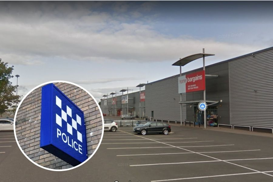 Clydebank crime: Man stole £64 worth of chocolate from Home Bargains