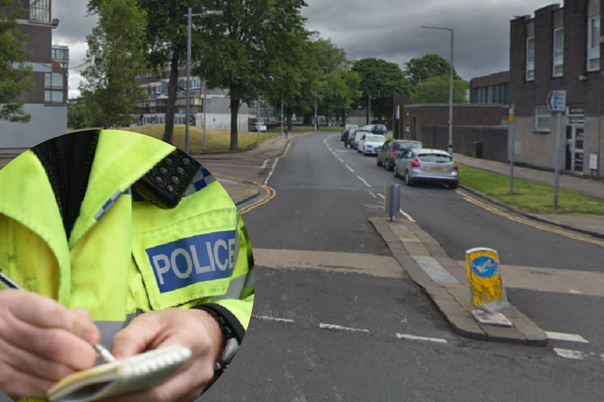 Clydebank crime: Mountblow car set on fire in morning attack