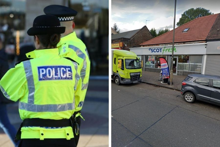 Scotstoun crime: Driver traced after 'hit and run' on Dumbarton Road