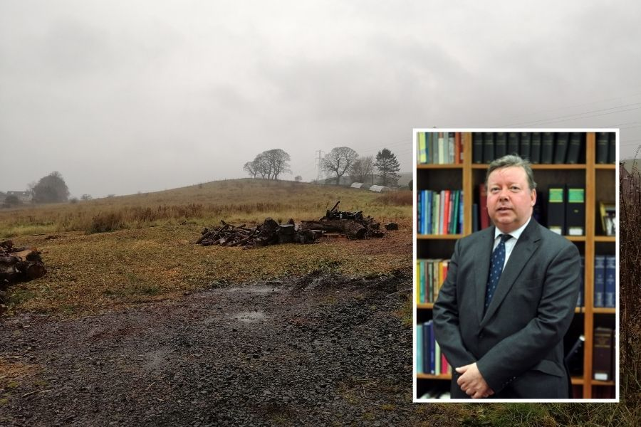 Duntiglennan Fields: Court of Session case hinges on single bullet point