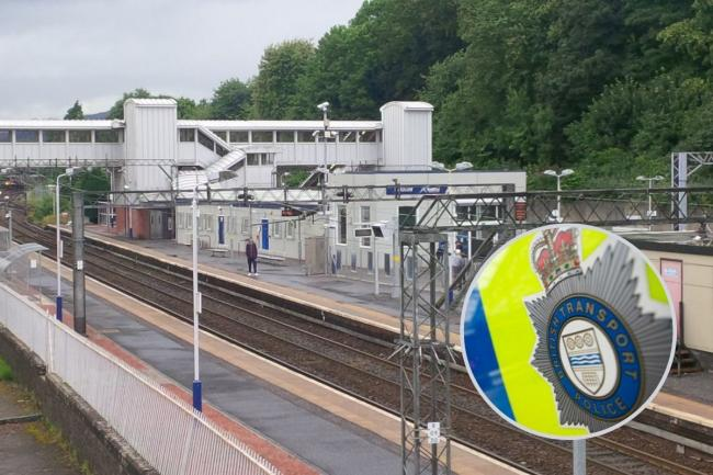 Clydebank trains diverted due to 'passenger disturbance' at Dalmuir
