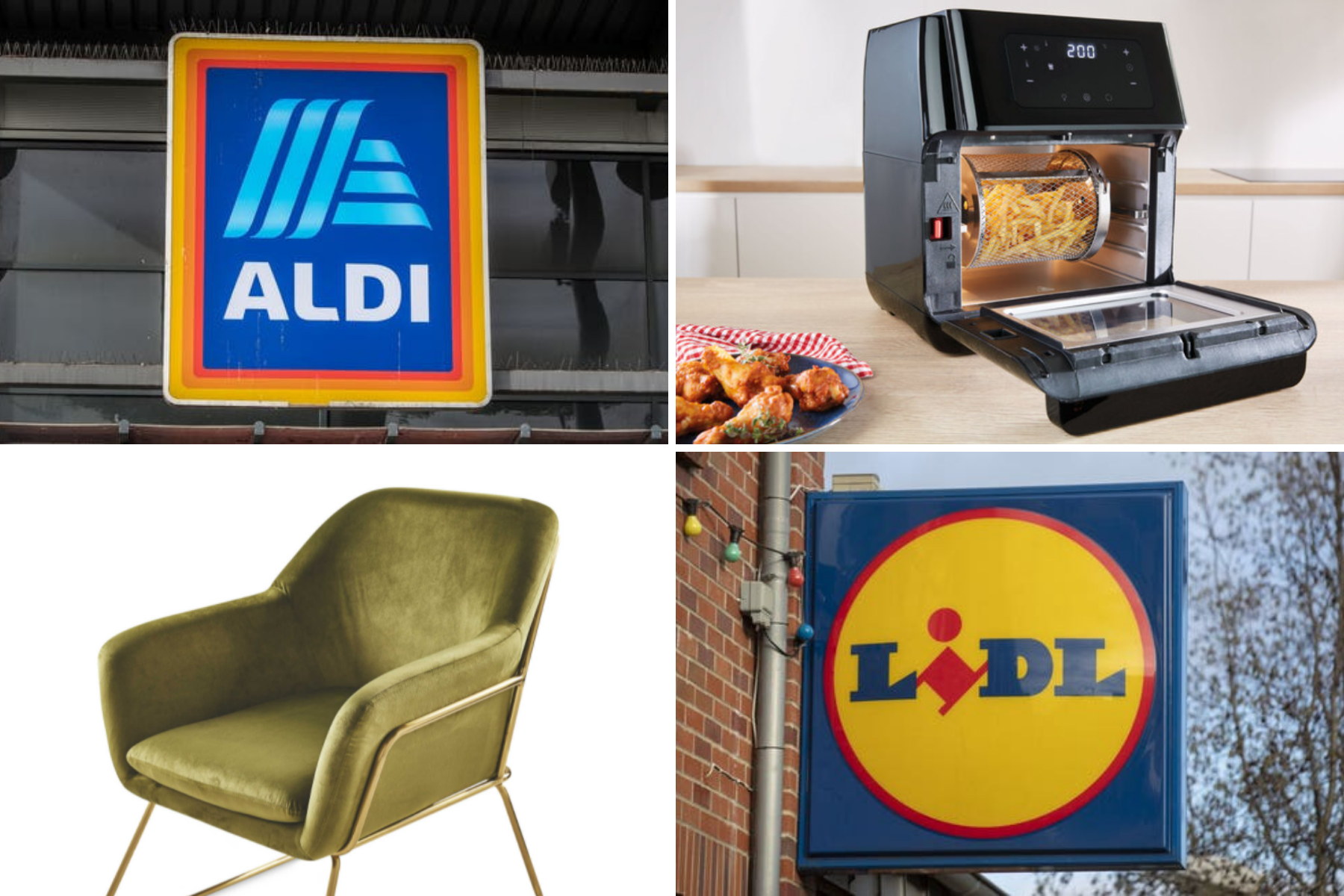 Lidl and Aldi reveal the best bargains you can find in their middle aisles