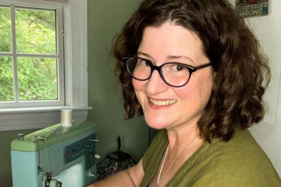 Clydebank's Singer sewing machine keeps American fan 'sane'