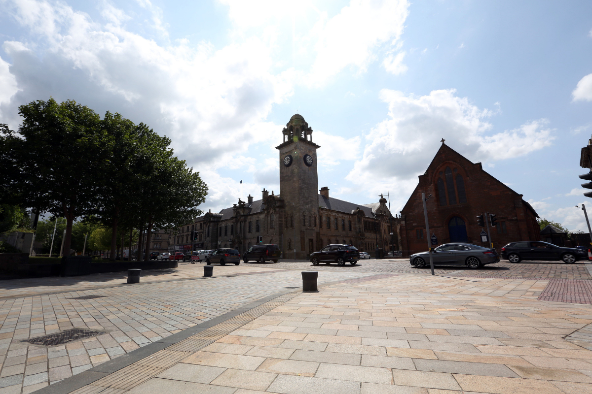 Connecting Clydebank: £780,000 to be spent on improving town's streets